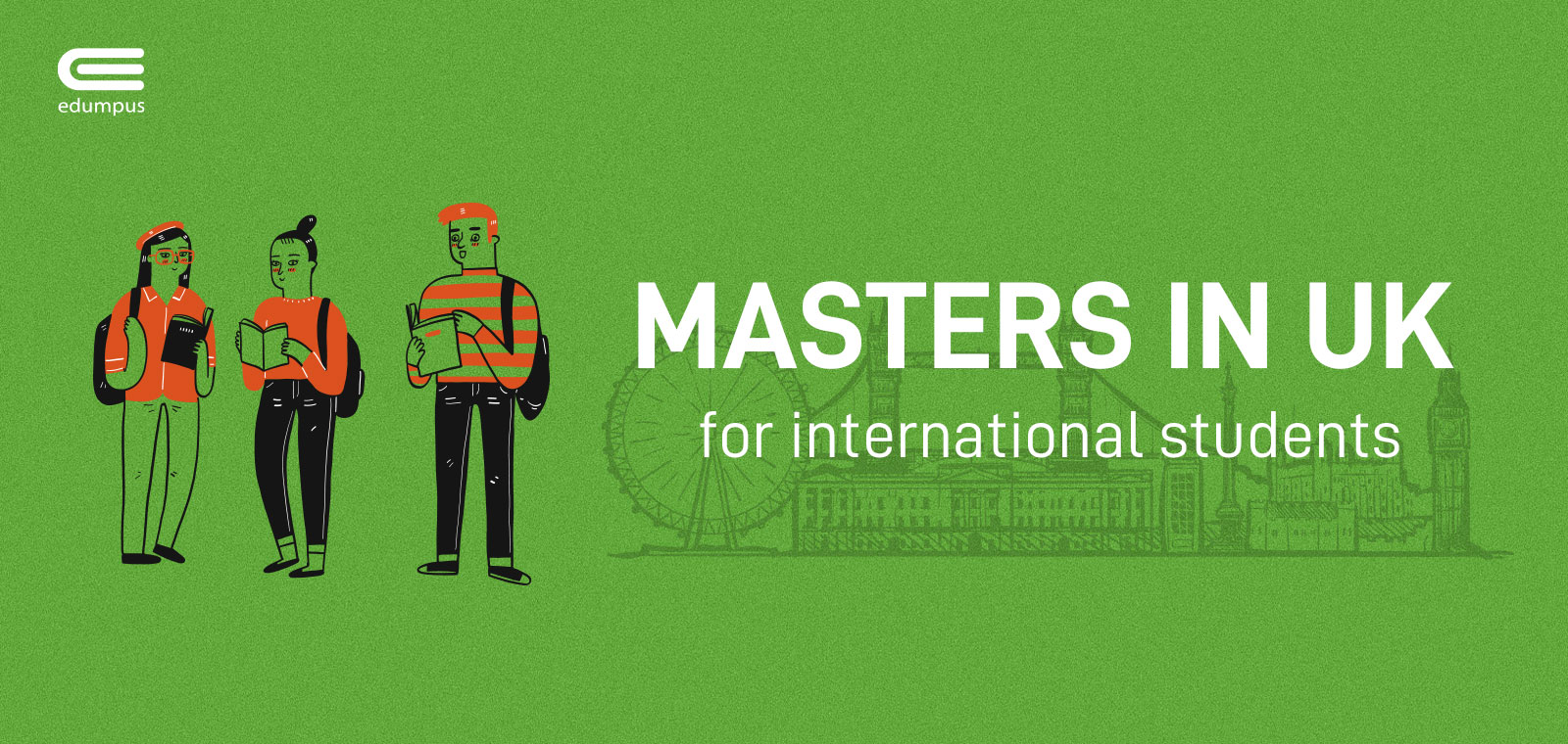 Masters In UK For International Students
